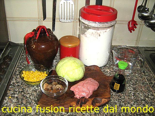 Che cosa sono gli ji ozi ravioli cinesi ingredienti dosi for Cucina cinese ricette