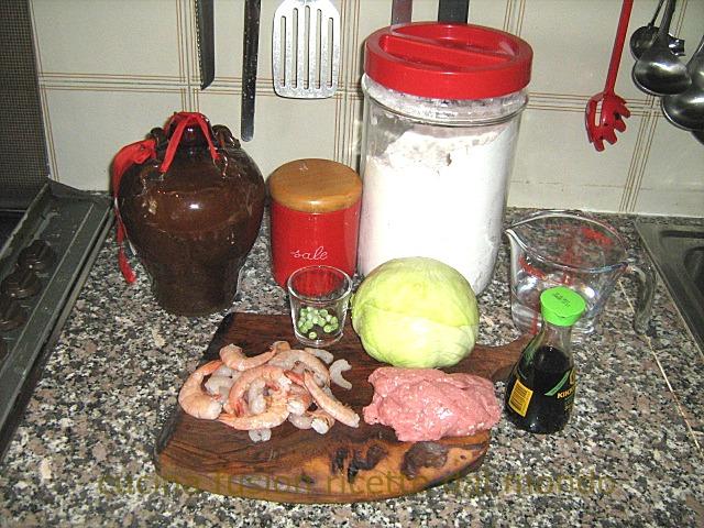 Come preparare i ravioli cinesi ricetta di cucina cinese - Cucina a vapore ricette ...
