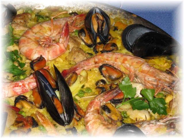 Conserve di zucchine ricette di cucina spagnola for Cucina spagnola